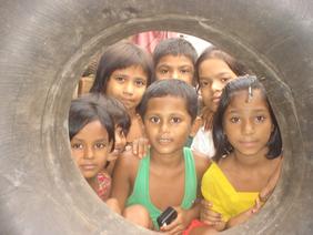 Kinder Kinderarbeit Indien Bangladesch spenden