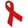 Von Gary van der Merwe - graphics by Niki K Aids Awareness Red Ribbon Lapel pins http://www.aochiworld.com/, CC BY-SA 3.0, https://commons.wikimedia.org/w/index.php?curid=1460095