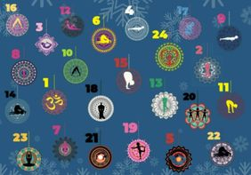 Charity Yoga Adventskalender
