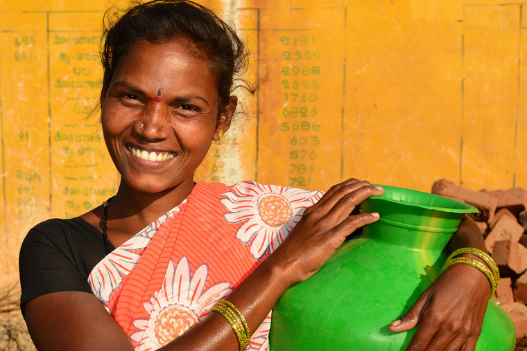 Spenden statt Geschenke Indien Bangladesch