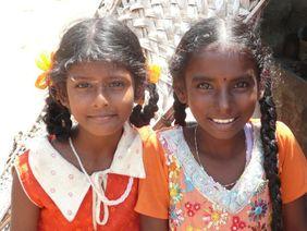Kinder Maedchen Indien Kinderarbeit