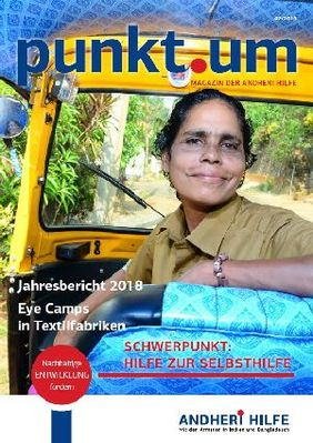 Frau aus Indien