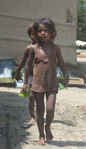 Kinder Musahar Indien Zwangsheirat