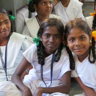 Mädchen junge Frauen Indien