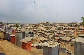 Rohingya Flüchtlingscamp Bangladesch (Cox's Bazar)