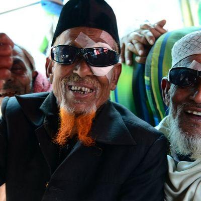 Instagram Indien Bangladesch Hunger armut spenden