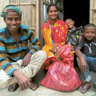 Corona Krise Indien Bangladesch
