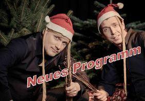 Angriff der Weihnachtsmänner - Ein Kabarett zugunsten der ANDHERI HILFE