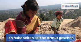 Mica Glimmer Minen Armut Indien Kinderarbeit