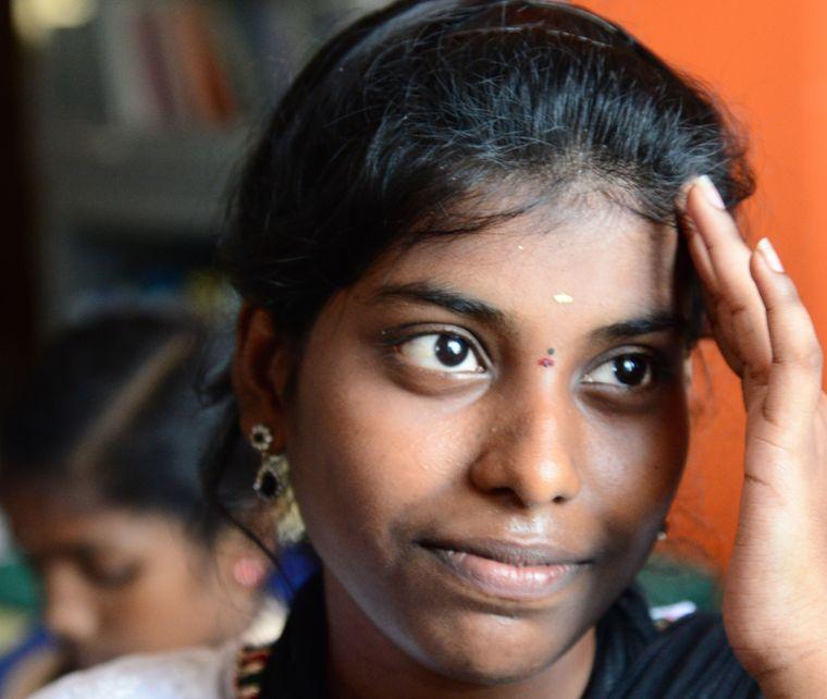 Zwangsheirat oder Kinderheirat ist in Indien verbreitet