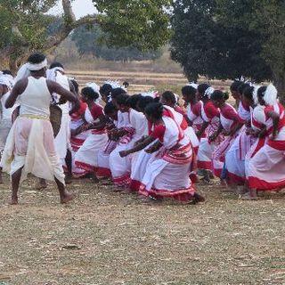 Adivasi Rechte stärken Indien